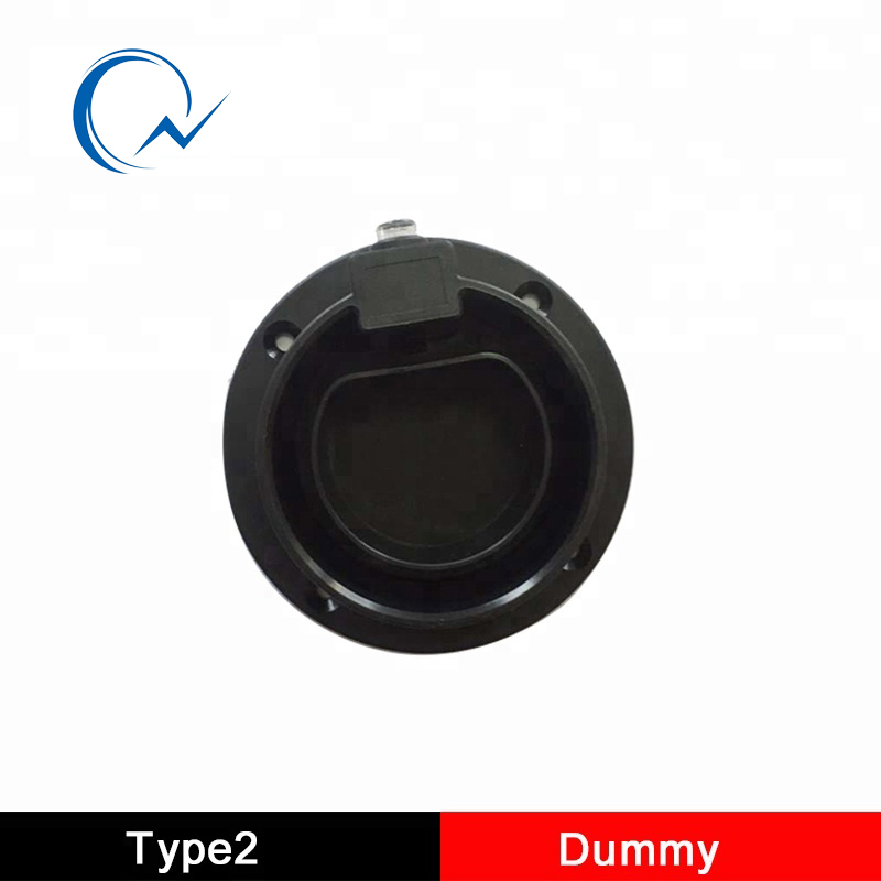 Type2 AC Dummy Socket Holder EV Charger Station Accessories  IEC 62196-2 Duosida