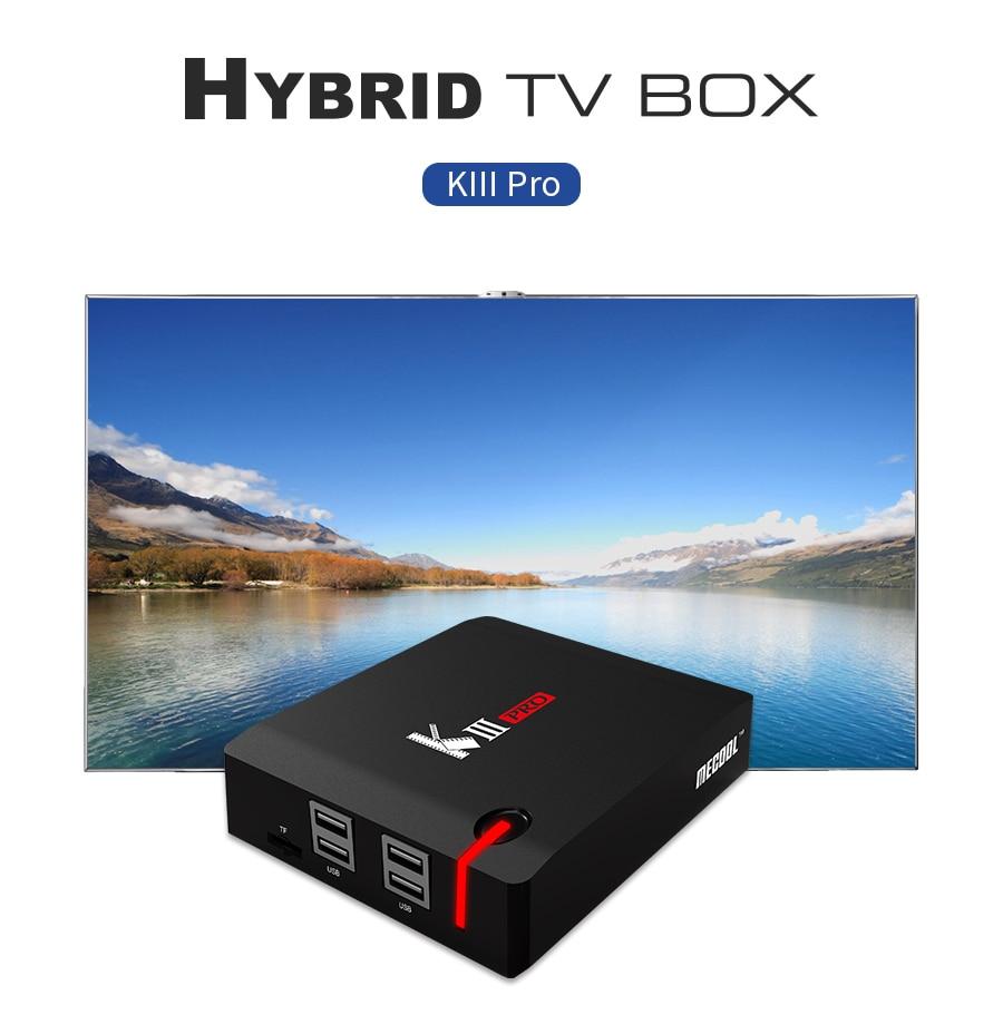 MECOOL KIII PRO DVB-S2 DVB-T2 DVB-C Android 7.1 TV Box MECOOL KIII PRO DVB-S2 DVB-T2 DVB-C Android 7.1 TV Box HTB18ajISFXXXXXSaXXXq6xXFXXXL