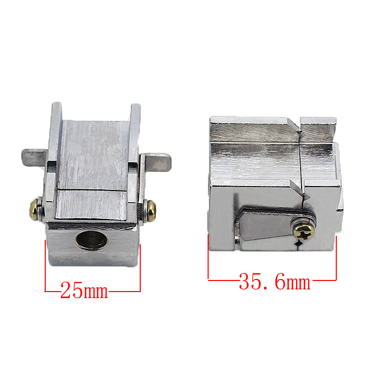DEFU 238RS Key Cutting Machine Clamps Parts Locksmith Tools 2pieces/lot