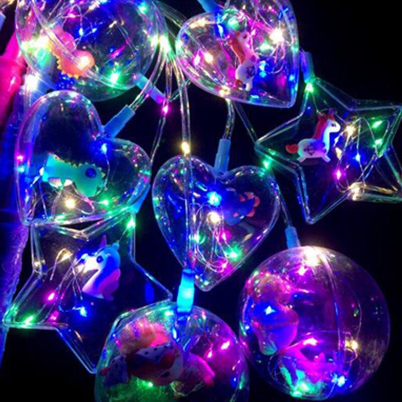 Portable Christmas Lights.Us 40 27 25 Off Glowing Luminous Balls Portable Wave Ball Light Led Bobo Balloons Christmas Light Up Toys Birthday Flash Marine Ball Led Lights In
