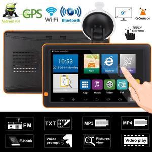 9inch Car GPS Navigator Bluetooth WiFi A
