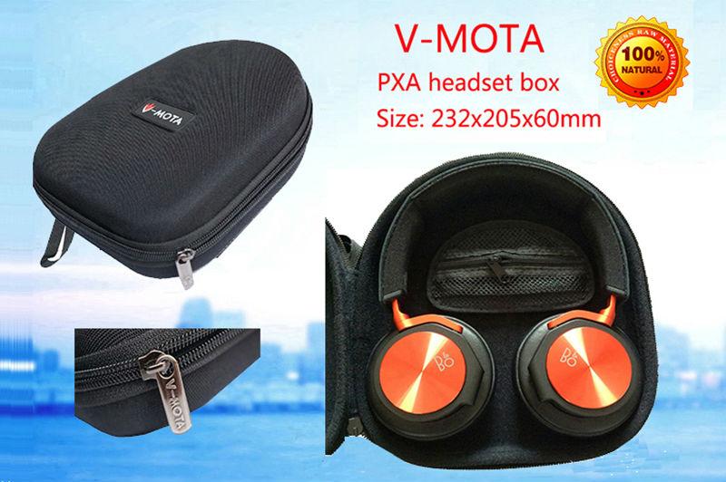 bilder für V-mota kopfhörer boxs für b & o durch bang & olufsen beoplay h6/h8/h2 über ohr kopfhörer/headset tragen fällen/koffer