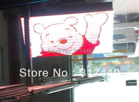 P10 RGB LED SIGN OUTDOOR 96cm x 48cm,38 x 19,FRONT OPEN RGB led moving full color led sign scrolling message board
