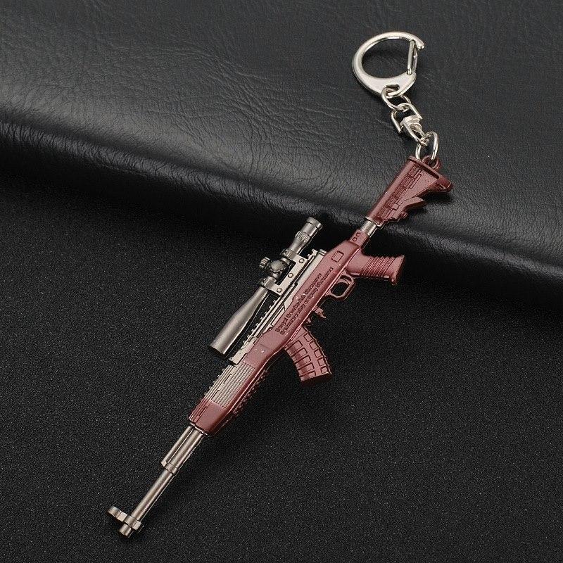 SKS assault rifle_