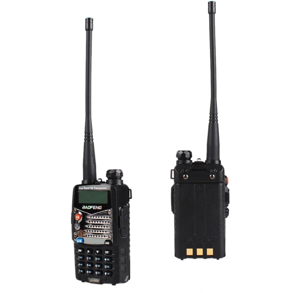 Longue portée améliorée UV5R pour CB Radio Station Radio Scanner Police Radio bidirectionnelle 4/1 Watt #274725