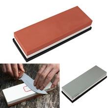 1000/4000 und 3000/8000 Grit Kombination Korund doppelseitige Schleifstein Schärfen Stein für Küche Sushi Messerschärfer