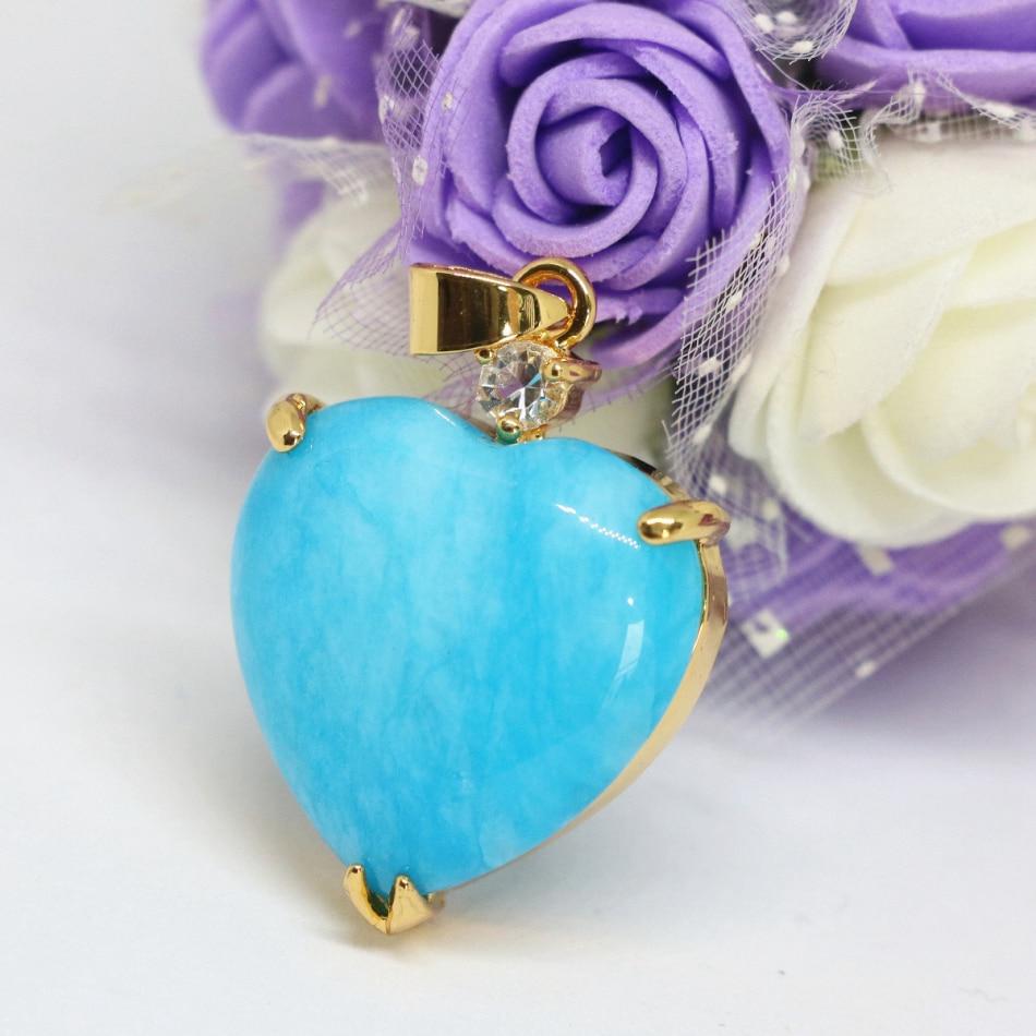 Chambre Baroque Noir Et Violet ④7 style vintage coeur forme pendentif inlay creux jades