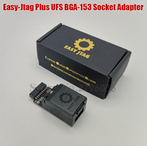 Image 2 - 2020 original Z3X  Easy Jtag Plus box UFS BGA 153 Sockets Adapter