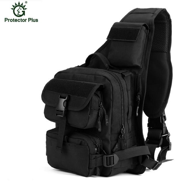 Los hombres Del Ejército de Los Hombres bolsas de viaje de gran capacidad de un hombro paquete pecho hombro bolsa de viaje mochila táctica