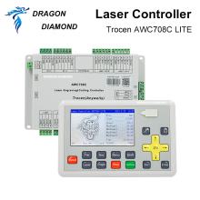 цены CO2 Laser Engraving Machine controller AWC608