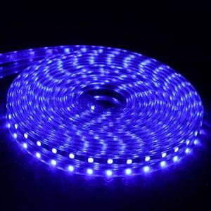 Image 4 - Taśma LED SMD 5050 220V wodoodporna elastyczna taśma oświetlająca LED 220V lampa zewnętrzna ciąg 1M 2M 3M 4M 5M 10M 12M 15M 20M 25M 60LEDs