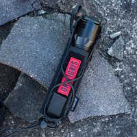 Soporte de linterna táctica OneTigris con capacidad ajustable bolsa de molle MAG EDC bolsa de herramientas para linternas cuchillos plegables martillo
