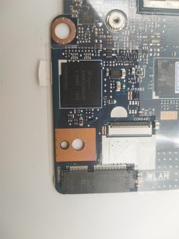 TP401CA Laptop Motherboard For ASUS VivoBook Flip 14 TP401CA TP401C  TP401CA7Y30 Mainboard 128GB SSD i7-7Y75 8GB RAM
