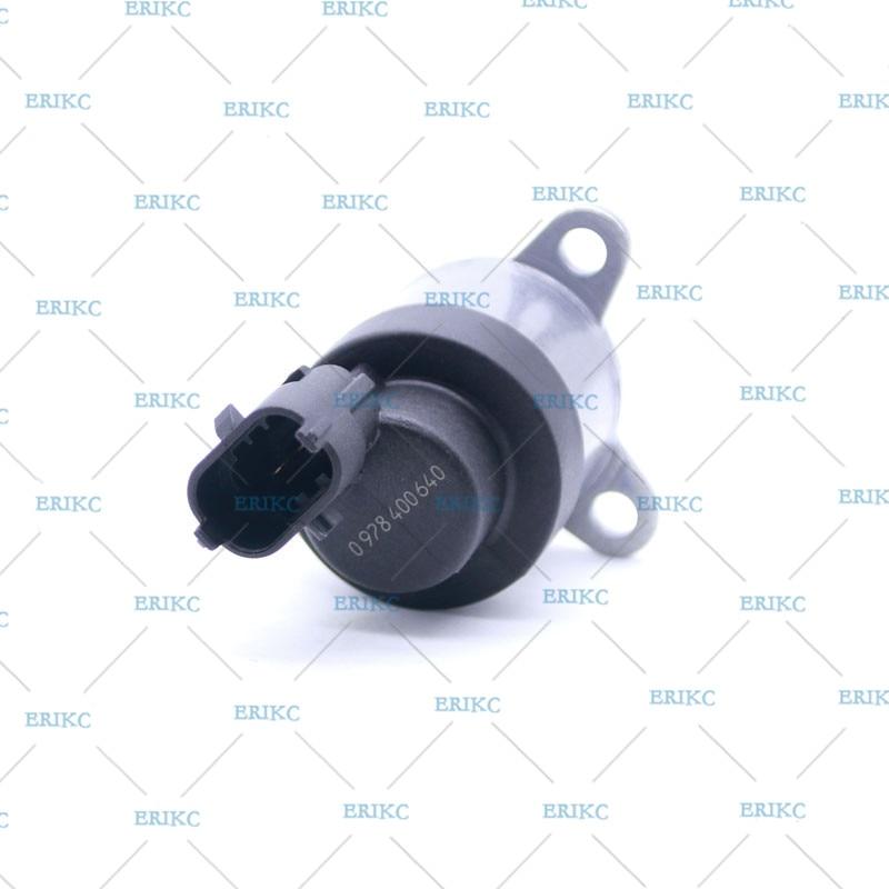 ERIKC Auto Fuel Pressure Regulator Valve unit 0 928 400 640 Fuel Injection Pressure Regulator 0928400640