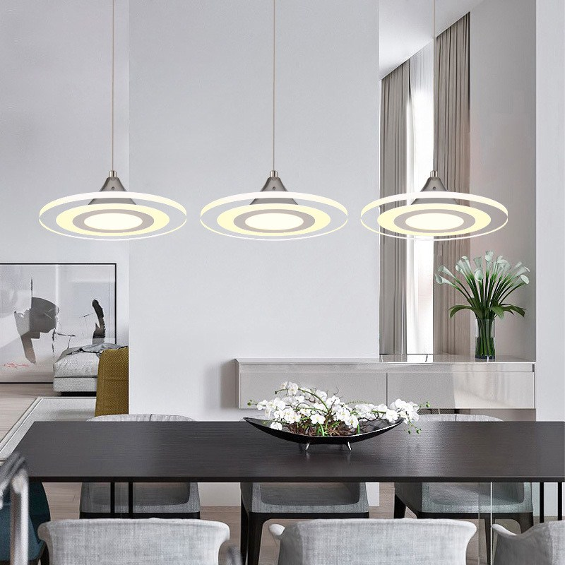 bedroom lamp pendant dining pendant lights bar study Ring led lamps Bell led pendant modern minimalist living room ZCL single head small bar of korean modern minimalist iron pendant lamps dining room pendant light the living room kitchen
