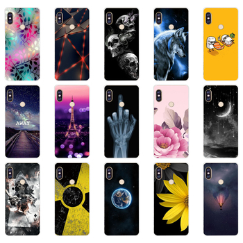 K silicone case For 5.99 inch Xiaomi Redmi Note 5 global pro Case Cover redmi note 5 Snapdragon 636 version note5 pro case image