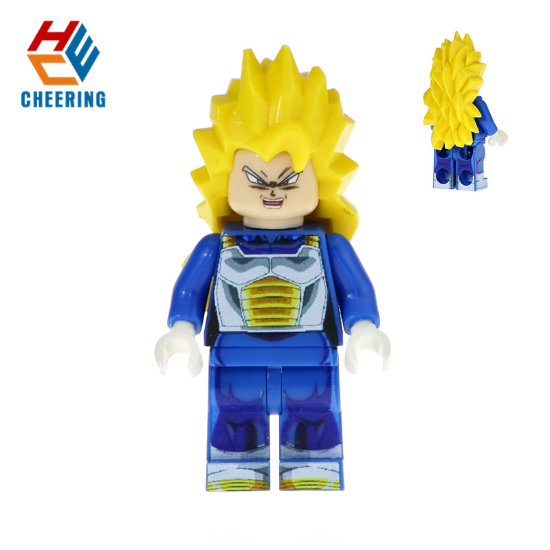 Intellective 20pcs Wholesales Building Blocks Launch Learning Majin Buu Tien Android17 Gift Instic Figures Bricks Model Toys For Kids Kf2022 Handsome Appearance Blocks