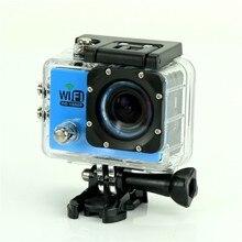 Free Shipping SJ4000 Updated Version WiFi Version Action Camera Gopro style Diving 30M Waterproof Bike Helmet camera