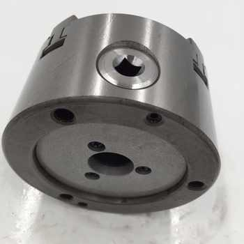 "4Jaw 100mm Lathe Chuck 4 Jaw 4\"" Self-centering Chuck Hardened Steel Plain Back CNC Metalworking"