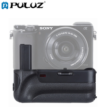 PULUZ Vertical Camera Battery Grip for Sony A6000 Digital SLR