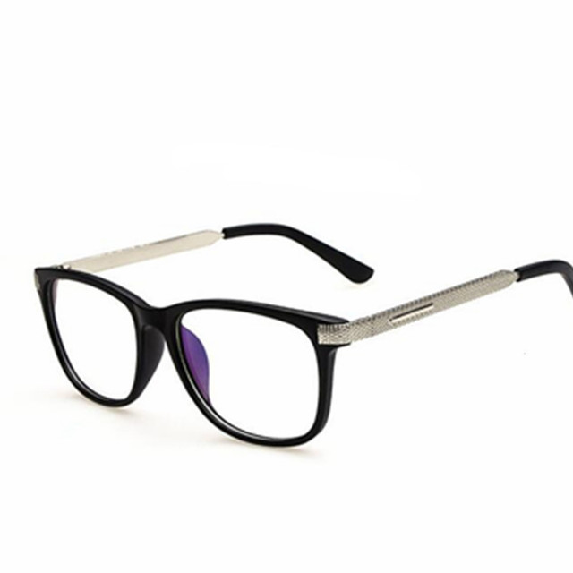 41965bf79d0 New Fashion Vintage Cat Eye Glasses Frame Men Women Myopia Eyeglasses  jacobs Fashion Optical Frame Plain oculos de grau