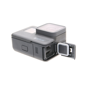 Image 2 - Orbmart capa lateral de substituição, porta de micro hdmi USB C substituição protetor para gopro hero 5 6 7 preto câmera original da marca