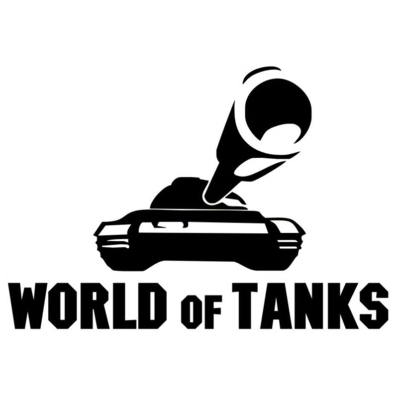 21 14 5cm world of tanks car stickers decals decorative. Black Bedroom Furniture Sets. Home Design Ideas