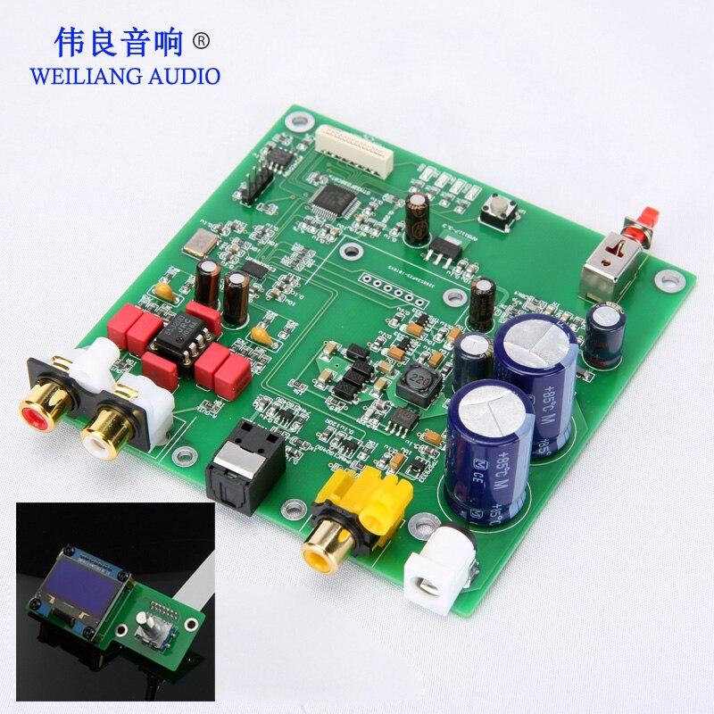 Es9038 Q2m I2s Dsd Decoder Coaxial Faser Eingang Dac Decodierung Bord Unterstützung Xmos Amanero Usb SorgfäLtig AusgewäHlte Materialien Digital-analog-wandler Tragbares Audio & Video