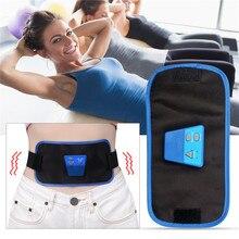 Noir ABGymnic AB Gymnic corps bras jambe taille abdominale Muscle Massage  électronique exercice perdre du poids tonifiant Toner . c5e30ae24e3