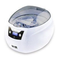 Ultrasonic Cleaners Cleaning Machine AC220 240V 50HZ 42KHZ 50W 750ML Professional Cleaner Jewelry Watches Washing Equipment