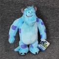 Free shipping 28cm=11inch Sullivan Monster Plush Dolls,Monsters University sulley plush toys,Monsters Inc Sulley plush toys