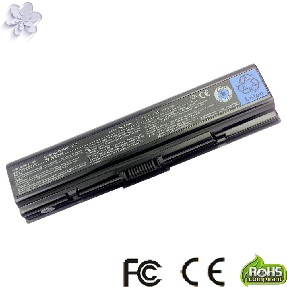 laptop Battery For Toshiba Satellite L500 L500D L505 L505D M205 PA3534U-1BAS A200 A210 samsung