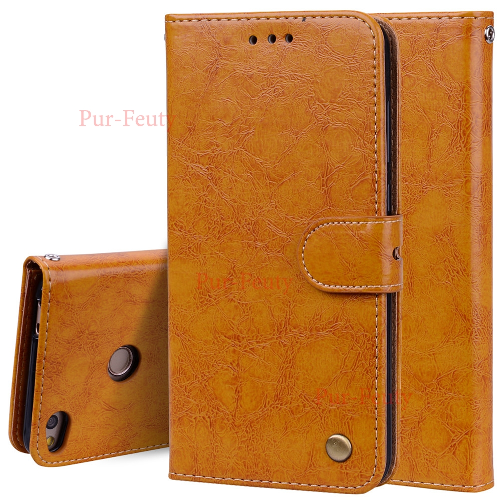 Case For <font><b>Huawei</b></font> P9 Lite 2017 <font><b>PRA</b></font> <font><b>LX1</b></font> TL10 Fashion Vintage PU Leather Flip Magnetic Wallet For <font><b>Huawei</b></font> P9 Lite 2017 <font><b>PRA</b></font> <font><b>LX1</b></font> TL10 image
