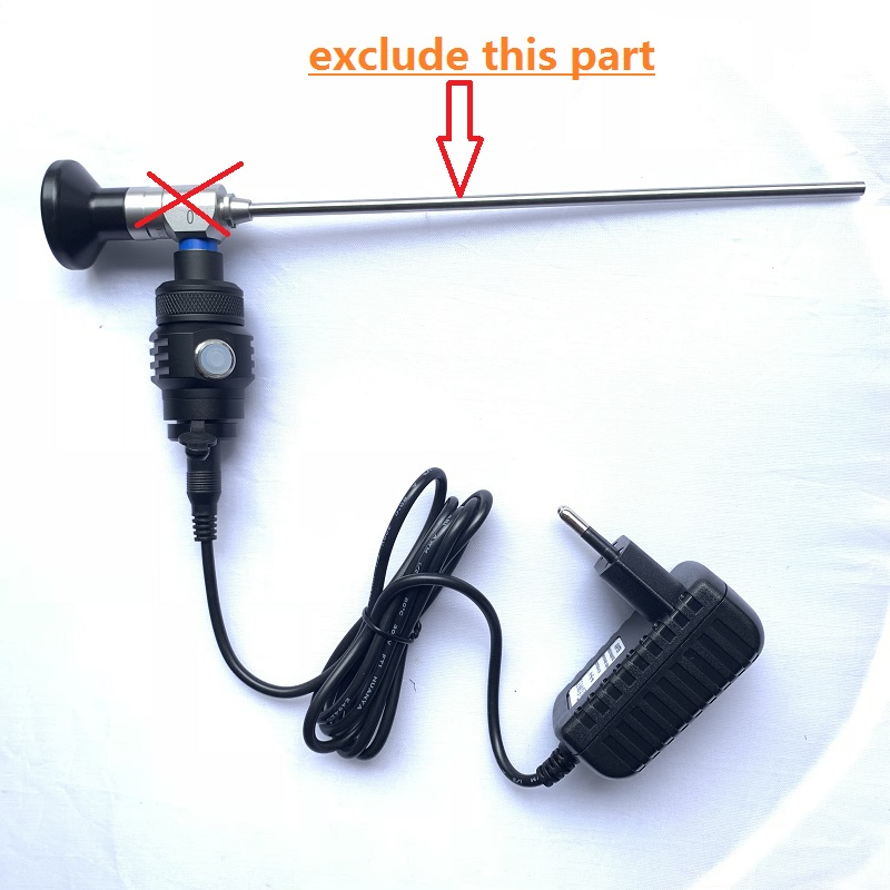 Flexible Endoscope ENT Portable Medical Lamp For Clinical Examination Endoscope Light Source PHLATLIGHT LED Moudle FY203N