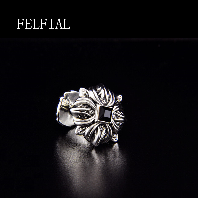 FELFIAL vintage Sparta style shirt cufflink for mens designer Cuff link Button male High Quality Manga crystal Wedding