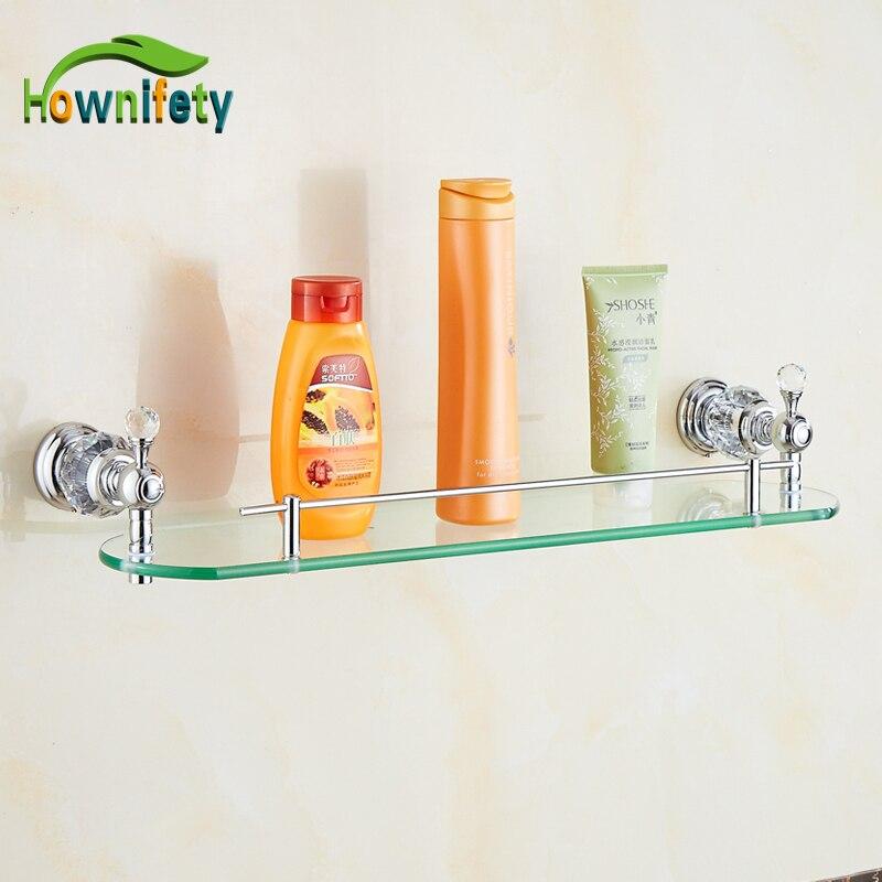 Amazing Soild Brass Bathroom Towel Shelf Make Up Holder Bathroom Accessories For  Home Decorative(China (