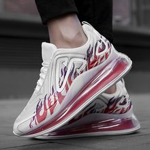2019 Brand Men Sneakers Air Cushioning Jogging Breathable 720 Full Palm Low Top