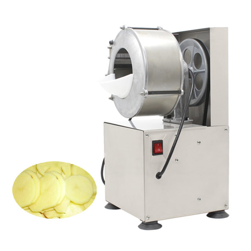 BEIJAMEI 75kg/h commercial potato shredder electric household potato slicer machine vegetable cutter cutting for sale