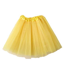 Womail Women Ballet Tutu Layered Organza Lace Mini Skirt Not leather Sexy Skirt For Girl lady Short Skater Fashion Mini Skirt(China)