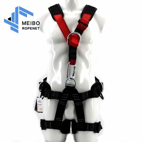 Outdoor Rock Climbing Half Body Safety Belt Mountaineering Downhill Seat Belt Expand Training Harnesses