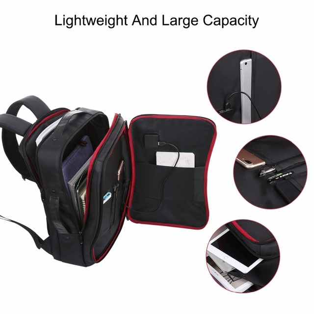 Flexible Solar Panel 14W Power Backpack  3