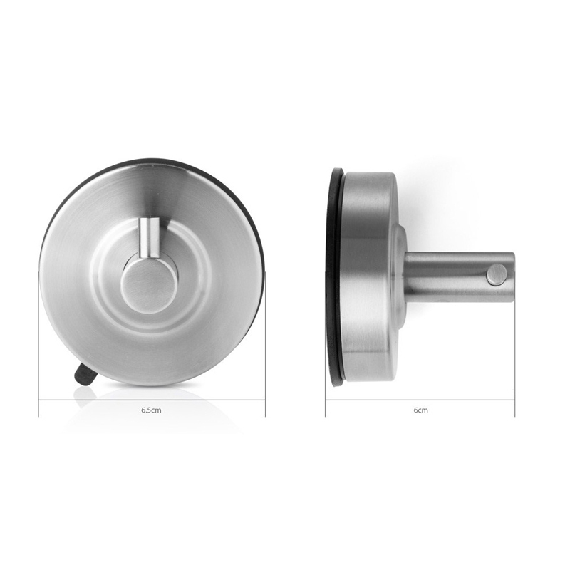 Beautiful KES A6260 Bathroom Lavatory Suction Cup Single Coat And Robe Hook, Brushed  Stainless Steel In Robe Hooks From Home Improvement On Aliexpress.com |  Alibaba ...