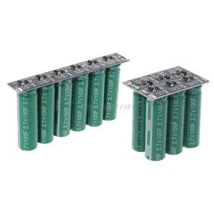Image 1 - 16V 20F Ultracapacitor Motore Batteria di Avviamento Auto di Richiamo Super Condensatore # fila Singola/Doppia fila Dropship