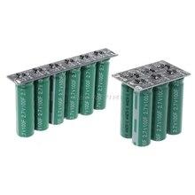 Arrancador de batería de motor Ultracapacitor, 16V, 20F, supercondensador para coche #, fila única/doble, envío rápido