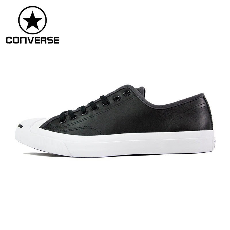 Original New Arrival 2018 Converse Men's Skateboarding Shoes Leather Canvas Sneakers