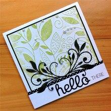цена Buy 1 Get 1 Free Gift Metal Cutting Dies Scrapbooking For Card Making DIY Embossing Cuts New Craft Dies Letters Hanukkah Element онлайн в 2017 году