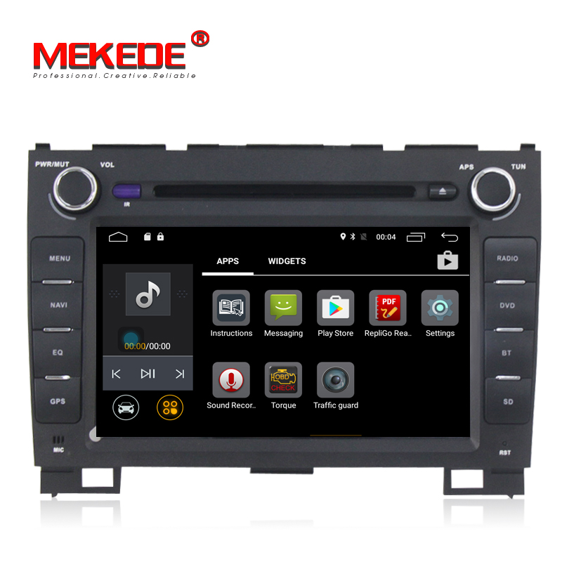 Pur Android 7.1 Haval Hover Greatwall Grande muraille H5 H3 dvd gps 4g wifi avec écran Capacitif radio bluetooth