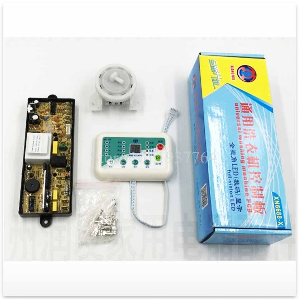 new set good working High quality for washing machine universal computer edition XN6688 X without line
