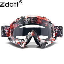 Zdatt Motocross Motorcycle Goggles Moto Glasses Fox Racing Ski Goggles Windproof Mx Goggles Antiparras Motocross 01