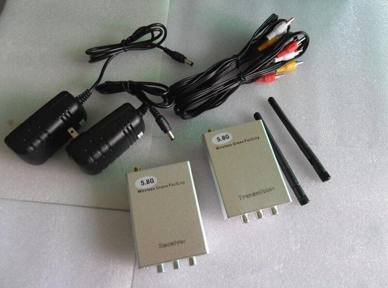 1 Conjunto transceptor 16CH 1 W 5,8G transmisor y receptor inalámbrico Audio Video transmisión lanzador para Drone FPV fotografía-in Partes y accesorios from Juguetes y pasatiempos    1